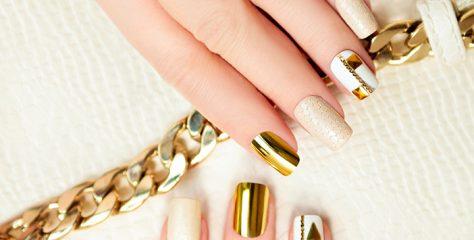 ¡4 diseños para lucir uñas hermosas en Año Nuevo!
