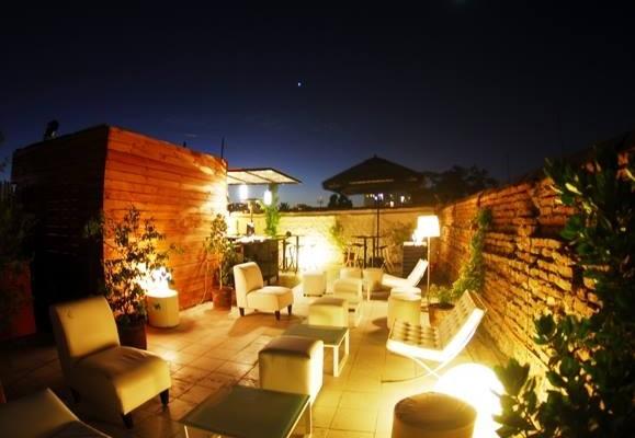 5 terrazas para disfrutar del atardecer en la capital for Terrazas de kennedy
