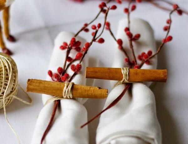 10 ideas para decorar tu mesa de Navidad! - Hola Mujer