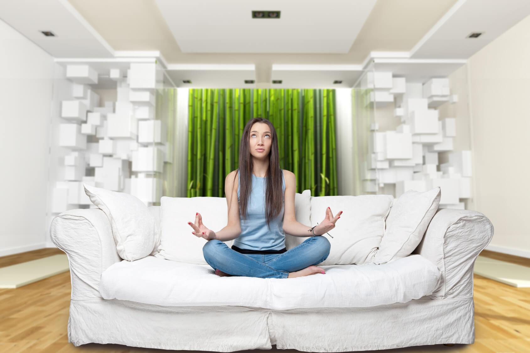 C mo decorar mi hogar seg n el feng shui hola mujer for Como limpiar casa segun feng shui