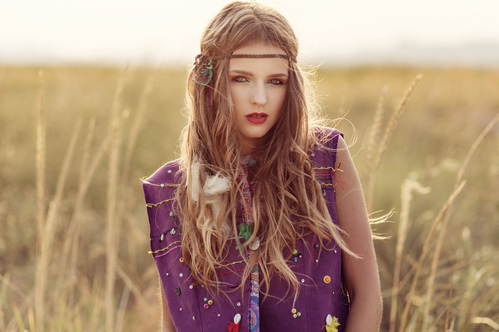 Tips para lograr un maquillaje hippie chic hola mujer for Imagenes boho chic