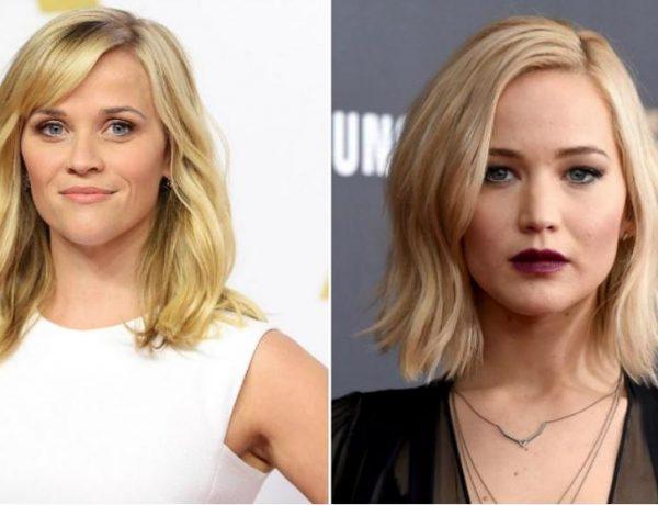 Reese Witherspoon y Jennifer Lawrence revelan haber sido acosadas sexualmente