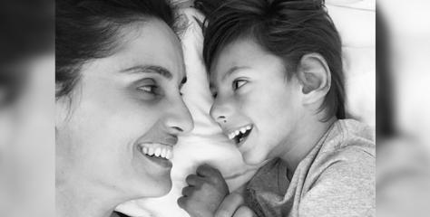 Leonor Varela comparte conmovedor video que muestra el avance de su hijo