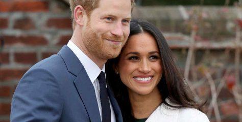 ¡Ya tienen fecha! Este día será la boda entre el príncipe Harry y Meghan Markle