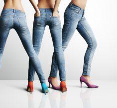 ¡Adiós skinny jeans! Hola a su reemplazante