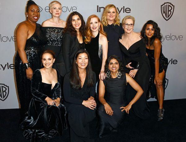 El gran triunfo de las mujeres en los Golden Globes