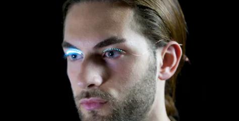 ¡Piénsalo dos veces! Las Pestañas LED causan daños a tus ojos