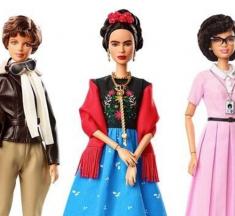 Conoce las Barbies de mujeres inspiradoras ¿Cuál quieres tú?