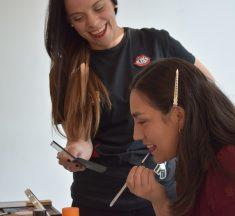 Clases de automaquillaje en Hola Mujer con Natalia Campos