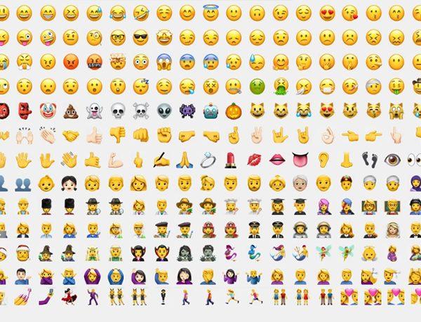 ¡Nunca uses ese! Estudio sobre emoji revela tu personalidad