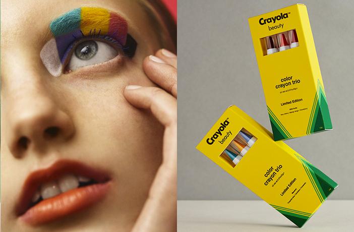 Lista para colorear? Crayola lanza línea de maquillaje - Hola Mujer