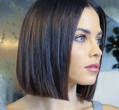 ¡Glass Hair! El look amado de esta temporada