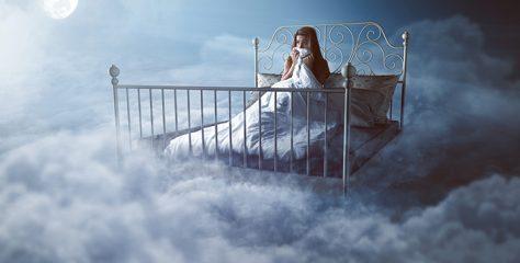 ¡Buenas noches! Esto significa que no puedas hablar en un sueño