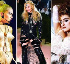 Los estilos que hicieron a Madonna un icono de la moda