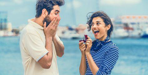 ¡Toma el mando! Pide matrimonio en Aruba gratis