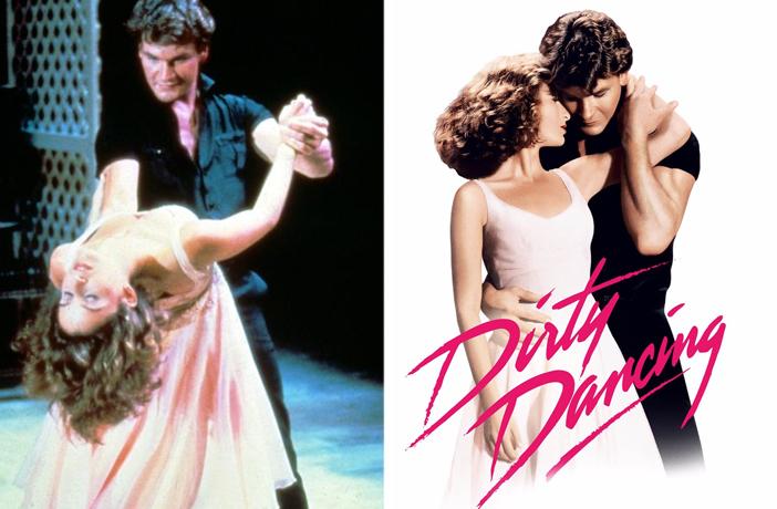 vestidos dirty dancing
