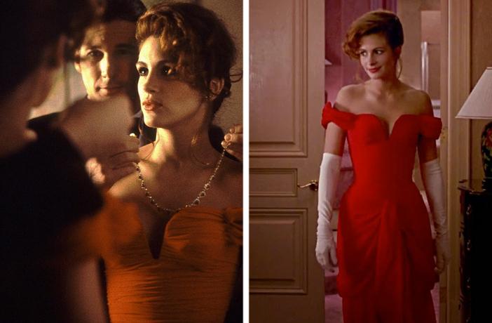 vestidos pretty woman