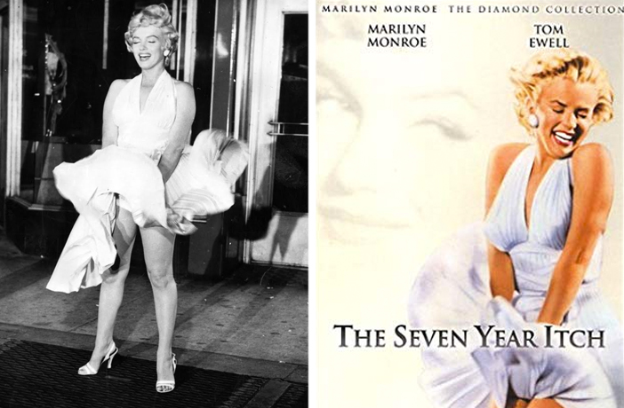 vestidos the seven