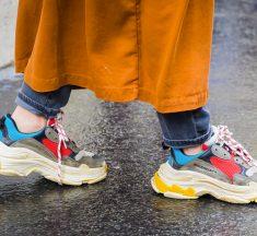 ¿Es enserio? Estas son las tendencias de zapatillas esta primavera