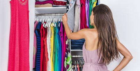 ¿De compras? En tu armario no pueden faltar estos 6 colores