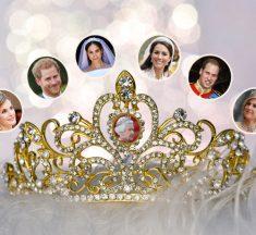¡Solo uno ganó la corona! ¿Quién es el integrante de la realeza más influyente?