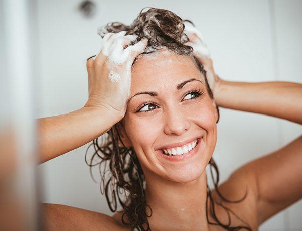 ¡Consejos para la ducha! Por un cabello radiante