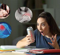 ¡Comprobado! Las bebidas energéticas podrían matarte
