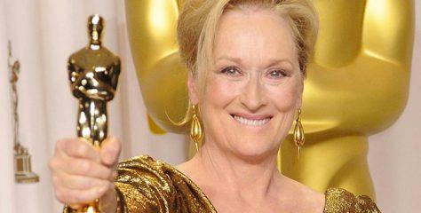 Noticia familiar podría retirar a Meryl Streep de las pantallas