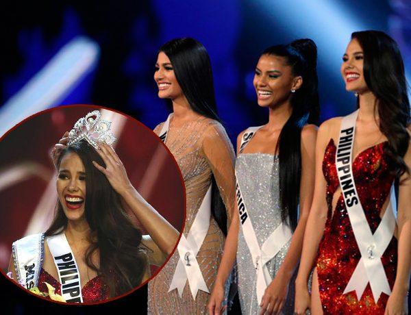 Conoce a Catriona Gray, la nueva Miss Universo