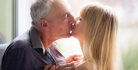 ¿Tener una pareja mayor te roba juventud?