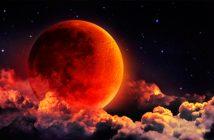 Superluna de Sangre de Lobo