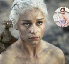Emilia Clarke revela que estuvo a punto de morir